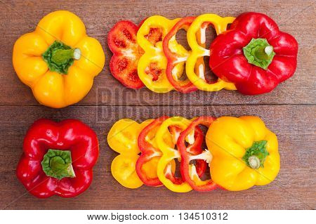Colorful Of Paprika
