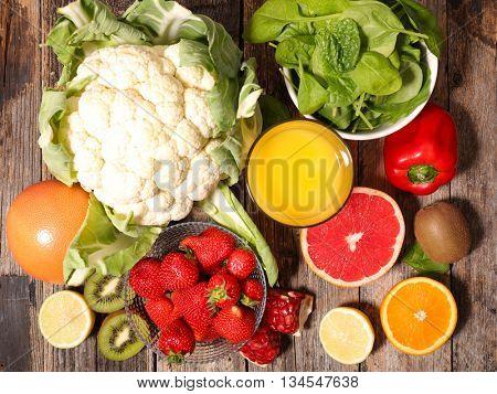 food with vitamin c