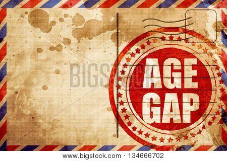 age gap