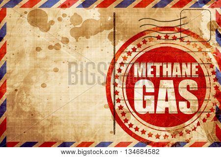 methane gas