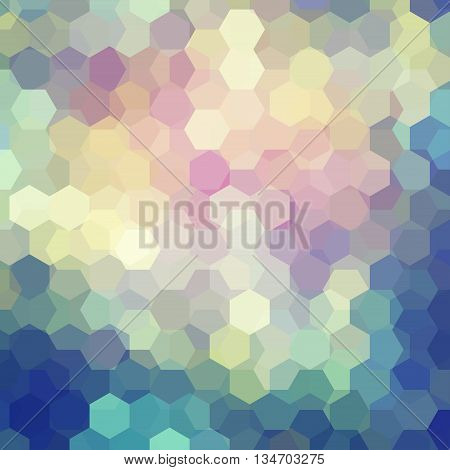 abstract light background,  square simple vector illustration