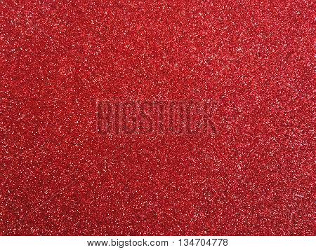 red glitter texture christmas - abstract background