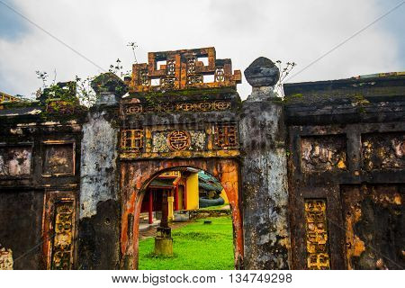 Old Fortress, Hue, Vietnam
