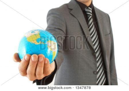 Business On The Globe