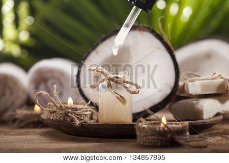 Coconut Essential Oil