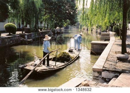 Suzhou Water Village