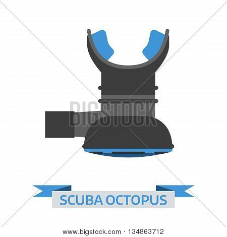Octo Scuba Regulator