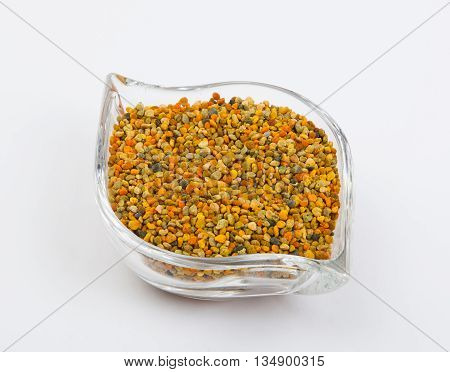 pollen is a product of honey and beeswax production