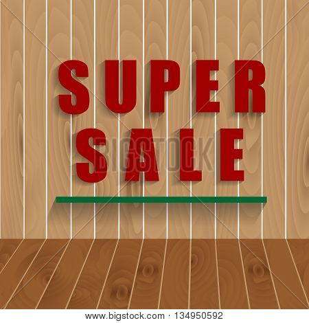 Super Sale background for your promotional posters, advertising shopping , discount banners.