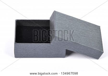 Empty And Open Jewel Box