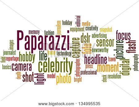 Paparazzi, Word Cloud Concept 7