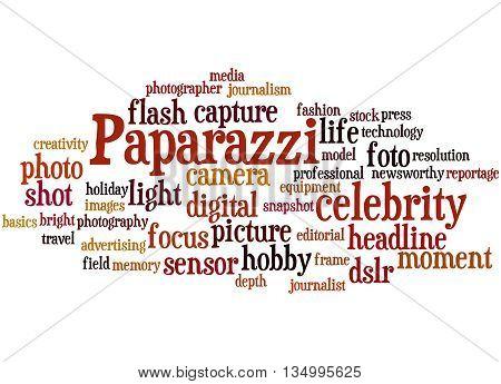 Paparazzi, Word Cloud Concept 9