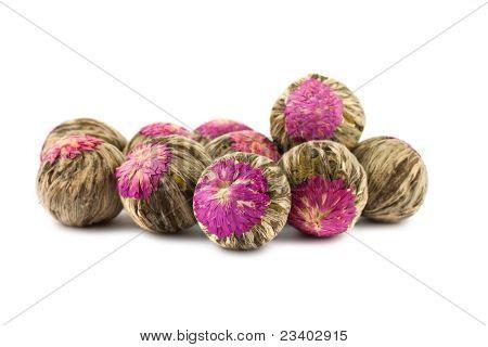 Aromatische Blume grün chinesischen Tee