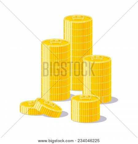 Bitcoin Heaps. Exceeding Income Goals, Calculating High Income And A Large Capital Base. Business Fi