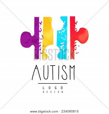 Logo symbol autism vector photo free trial bigstock genetic disorder down syndrome theme graphic design for postcard event invitation wellness or medical center isolated vector emblem stopboris Choice Image