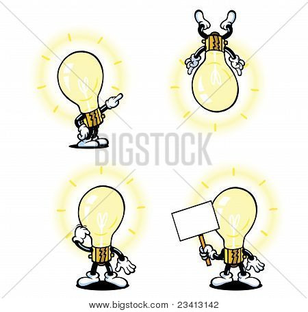 Lightbulb Guy
