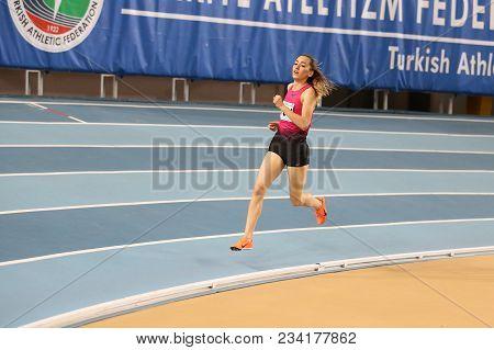 Turkish Athletic Federation Indoor Athletics Record Attempt Races