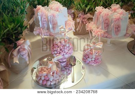 Favors For Ceremonies, Confetti For Baptism. Confetti In Packaging, Meaningful Custom Baptism Gifts,