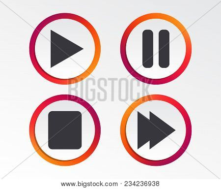 Player Navigation Vector & Photo (Free Trial) | Bigstock