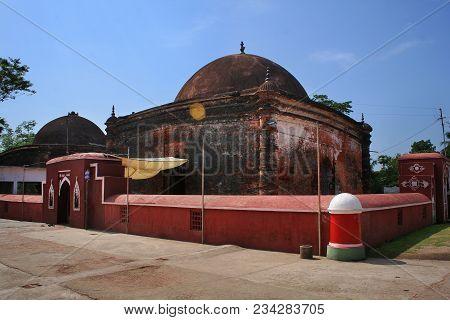 The Khan Jahan Ali Tomb. Bagerhat, Bangladesh.