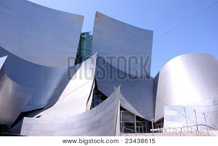 Disney Concert Hall - Editorial Use Only