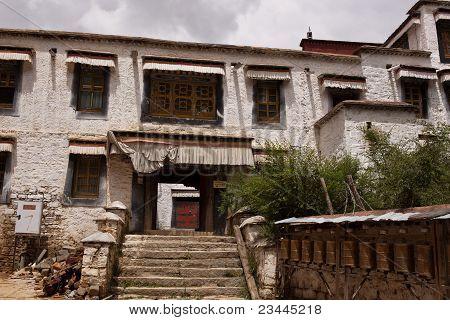Sera Monastery In Lhasa