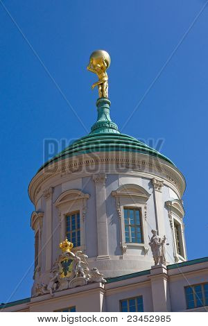 Old townhall in Potsdam