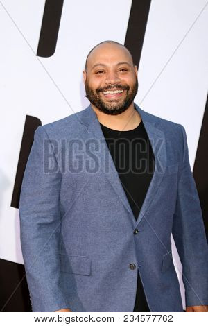 LOS ANGELES - APR 3:  Colton Dunn at the