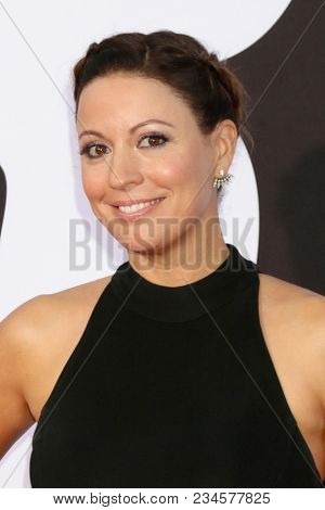 LOS ANGELES - APR 3:  Kay Cannon at the