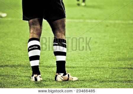 Rugby World Cup 2011 - South Africa Vs Fiji