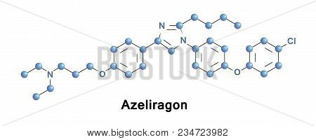 Azeliragon, Ttp488, Is An Orally Bioavailable Small Molecule That Inhibits The Receptor For Advanced
