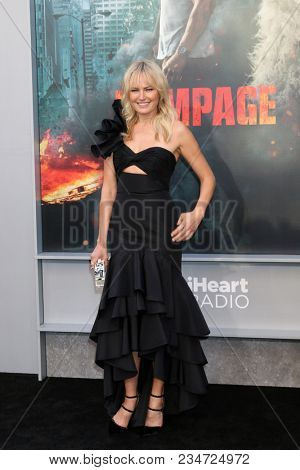 LOS ANGELES - APR 4:  Malin Akerman at the