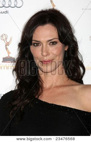 LOS ANGELES - SEP 16:  Michelle Forbes 63rd Primetime Emmy Awards PERFORMERS NOMINEE RECEPTION at SPECTRA by Wolfgang Puck on September 16, 2011 in Los Angeles, CA