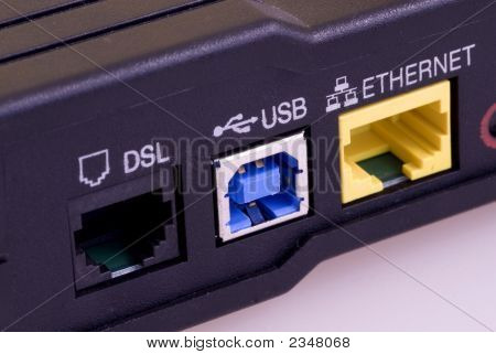 Dsl Modem Detail