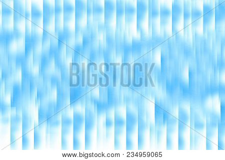 White With Blue Abstract Paper Background Texture For Use In Book Cover, Poster, Cd, Design, Flyer,