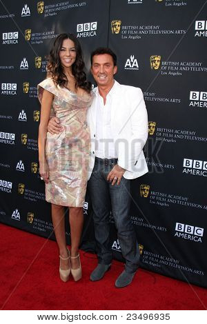 LOS ANGELES - SEP 17:  Terri Seymour, Bruno Tonioli arrives at the 9th Annual BAFTA Los Angeles TV Tea Party. at L'Ermitage Beverly Hills Hotel on September 17, 2011 in Beverly Hills, CA