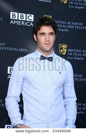 LOS ANGELES - SEP 17:  Joshua Bowman arrives at the 9th Annual BAFTA Los Angeles TV Tea Party. at L'Ermitage Beverly Hills Hotel on September 17, 2011 in Beverly Hills, CA