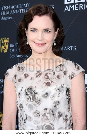 LOS ANGELES - SEP 17:  Elizabeth McGovern arrives at the 9th Annual BAFTA Los Angeles TV Tea Party. at L'Ermitage Beverly Hills Hotel on September 17, 2011 in Beverly Hills, CA