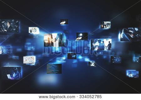 Digital Picture Gallery