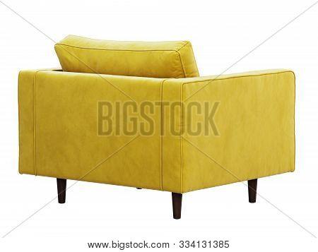 Mid Century Yellow Image Photo Free Trial Bigstock