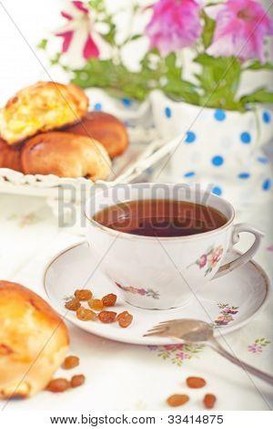 Tea With Cake