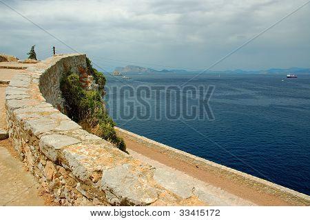 Hydra Island , Greece .