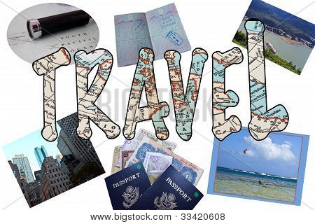 Travel Collage