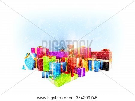 Gifts With Snow