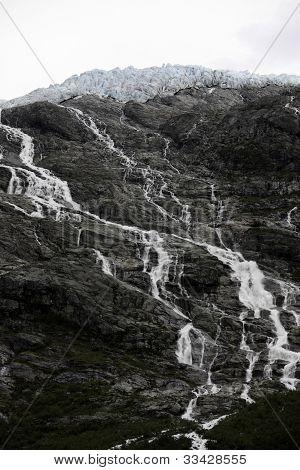 Jostedal Glacier in Norway