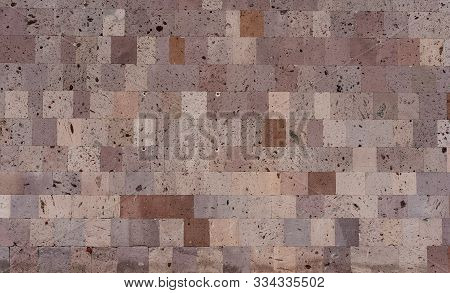 Tuff Stone Wall As Background And Texture.tuff Stone Wall As Background And Texture
