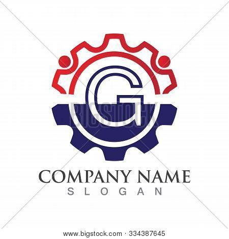 G Letter Logo Or Symbol Creative Template Design