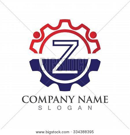 Z Letter Logo Or Symbol Creative Template Design