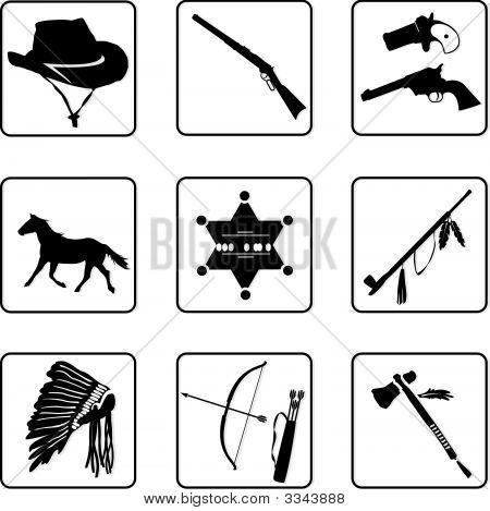 Old West Symbols