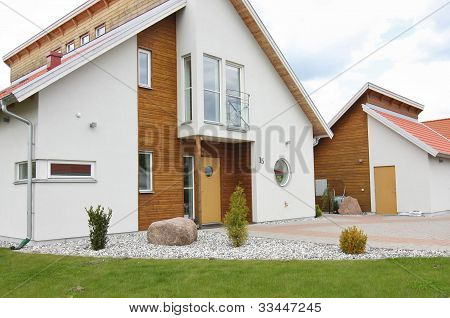 Modern arkitekt Villa